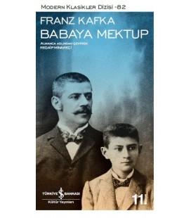 Babaya Mektup - Franz Kafka - Türkiye İş Bankası Kültür Yayınları