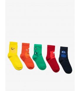 Koton 5'li Erkek Çocuk Çorap 9YKB81045AA160