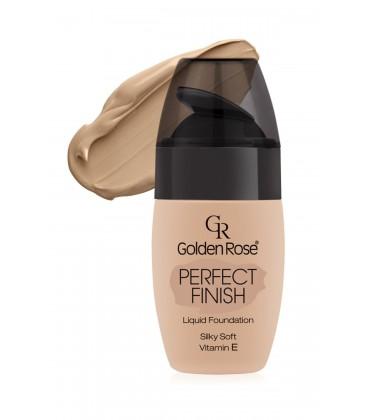 Golden Rose Perfect Finish Likit Fondöten No: 60 34 ml
