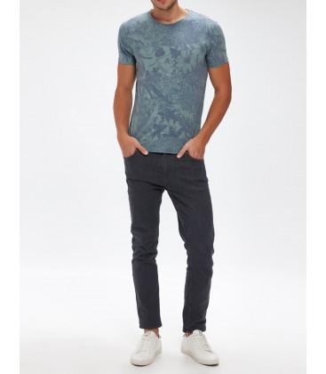 Mudo Erkek Koyu Çağla T-Shirt 1191715