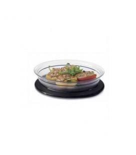 Tupperware Kristalin 1.3LT Servis Tabağı