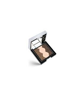Golden Rose Kadın Gr Trıo Eyeshadow 101 Smokey