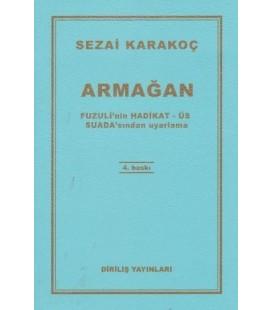 Armağan - Sezai Karakoç - Diriliş Yayınları