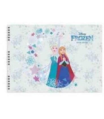 Keskin Color Frozen 25*35 15 Yaprak Resim Defteri 300215-71