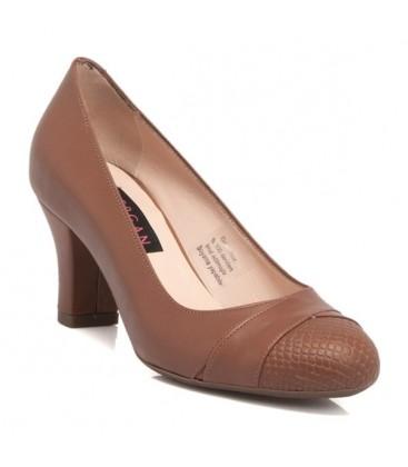 Tergan Hakiki Deri Taba Kadın Ayakkabı K18I1AY63602