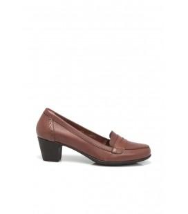 Tergan Hakiki Deri Taba Kadın Ayakkabı K18I1AY63676