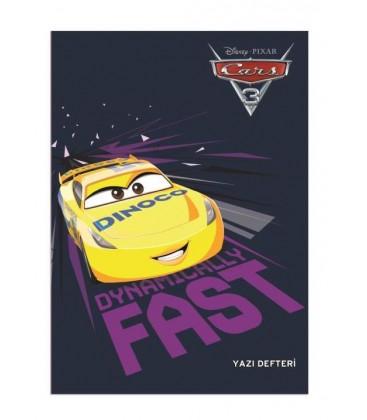 Disney Cars A5 40 Yaprak Güzel Yazı Defteri 280100-33-08