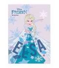 Disney Frozen Güzel Yazı Defteri A5 40 Yaprak 280100-71-04