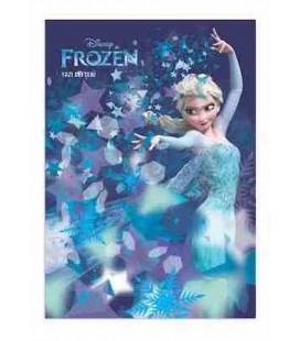 Disney Frozen Güzel Yazı Defteri A5 40 Yaprak 280100-71-03