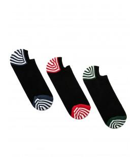 Koton 3'lü Kadın Çorap Siyah 9KAK81142AA999