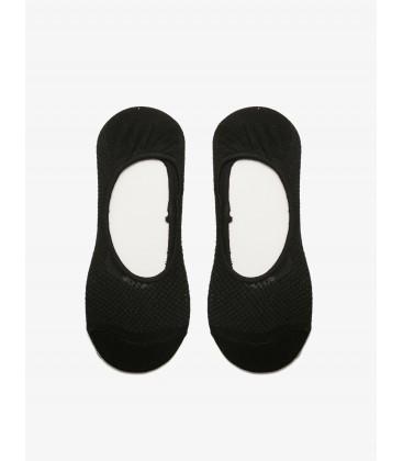 Koton Kadın 3'lü Çorap Siyah 8YAK85025AA999