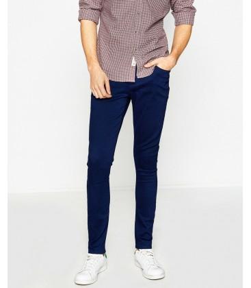 Koton Justin Jeans Indigo Erkek Kot Pantolon 8KAM43426LD740