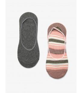 Koton 2'li Kadın Çorap Pembe 9KAK81001AA909