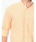 George Hogg Kareli Uzun Kollu Gömlek