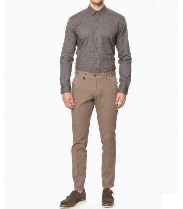 George Hogg Erkek Uzun Kollu Gömlek 7002758