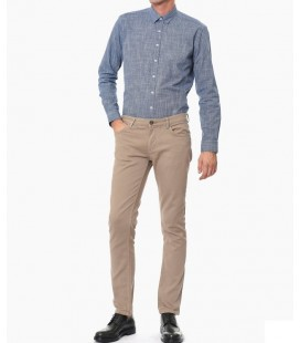 George Hogg Erkek Uzun Kollu Gömlek  7003313