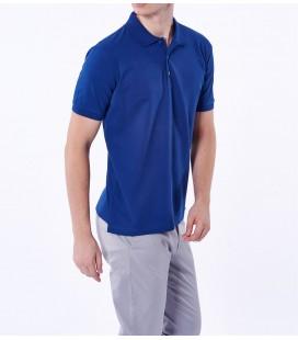Dufy Erkek İndigo T-Shirt - Du2172041001