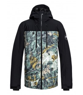 Mission Block Snow Jacket Erkek Mont EQYTJ03187