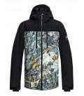 Mission Block Snow Jacket Erkek Mont EQYTJ03187