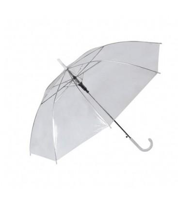 Şeffaf Renkli Şemsiye