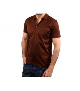 Karaca Erkek T-Shirt - Kahve 114206003