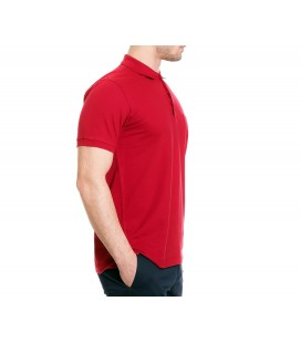 Karaca T-Shirt - Erkek Regular Fit Pike Bordo