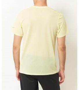 Nike Erkek T-shirt- M Nk Brthe Run Top Ss Gx - AJ7584-335