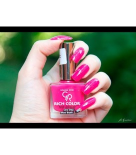Golden Rose Rich Color Nail Lacquer Oje - 09