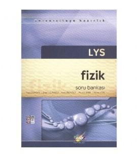 LYS Fizik Soru Bankası FDD Yayınları