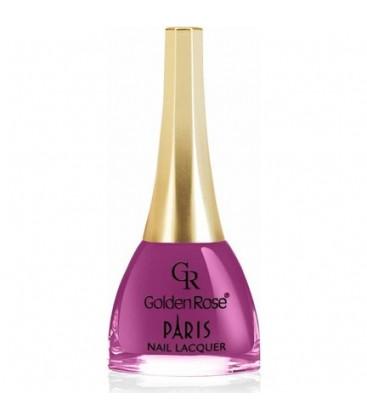 Golden Rose Paris Nail Lacquer Oje 214