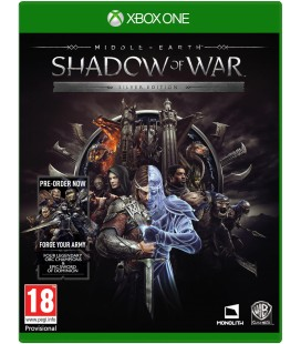 Middle Earth Shadow Of War Xbox One Oyunu