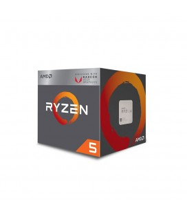 AMD Ryzen 5 2400G Socket AM4 3.6GHz 6MB Önbellek 65W İşlemci