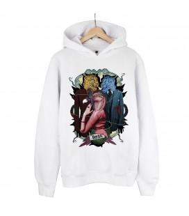 Hollyhood Berlin Suits Hoodie Sweatshirt