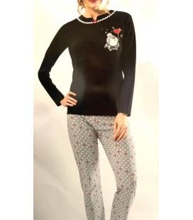 Loya 8992 Kadın Pijama Takımı