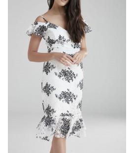 AdL Adil Işık V Yaka Kadın Elbise 124L5262000