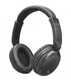 Trust 22452 Kado Kablosuz Kafabantlı Bluetooth Kulaklık Siyah