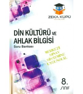8. Sınıf Din Kültürü ve Ahlak Bilgisi Soru Bankası - Zeka Küpü Yayınları