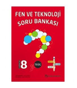 8. Sınıf TEOG Fen ve Teknoloji Soru Bankası Aydan Yayınları