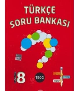 8.Sınıf TEOG Türkçe Soru Bankası - Aydan Yayınları