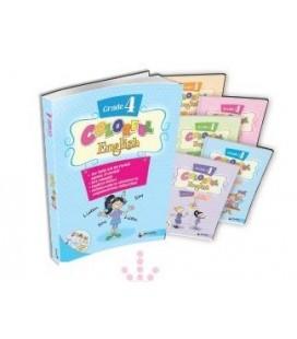 4. Sınıf Colorful English Grade 4 - Dörtrenk Yayınları