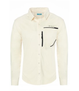 California Forever Men's Shirt Cream Av99011-7499