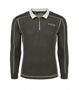 California Forever Polo Yaka Erkek Sweatshirt, Antrasit AV99012-425