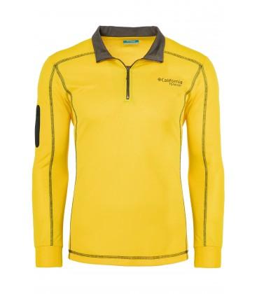 California Forever Erkek Sweatshirt Sarı