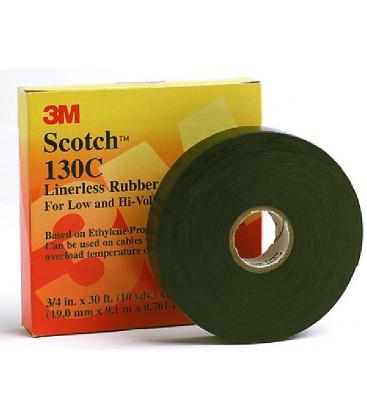 Scotch 130C Linerless Rubber Splicing Tape
