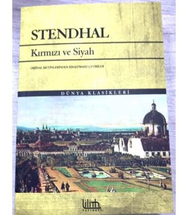 Kırmızı ve Siyah , Henri Beyle Stendhal - Lilith Yayınları