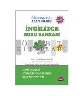 ÖABT İngilizce Soru Bankası ABY Yayınları