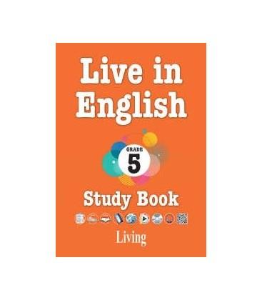 Live in English 5. Sınıf h Study Book Grade 5 Living Yayınları