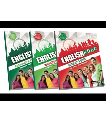 Yds Publishing English Hood A2+ B1 - 3 Kitap