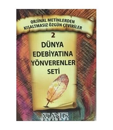 Dünya Edebiyatına Yön Verenler Seti 2 - 6 Adet - Atlantis Yayınları