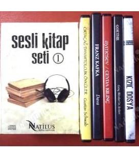 Sesli Kitap Seti 1 - 5 Cd - Natilus Yayınları